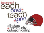 "NFL Athletes Join Forces in Miami to Host ""Each One, Teach One All-Stars Community Outreach Camp"""