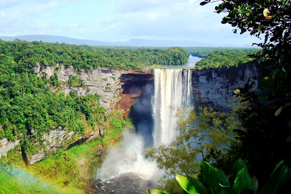 Putting Guyana on the Nature Tourism Map