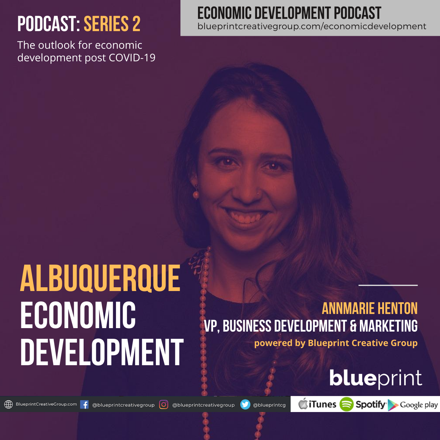 Annemarie Henton of Albuquerque Economic Development
