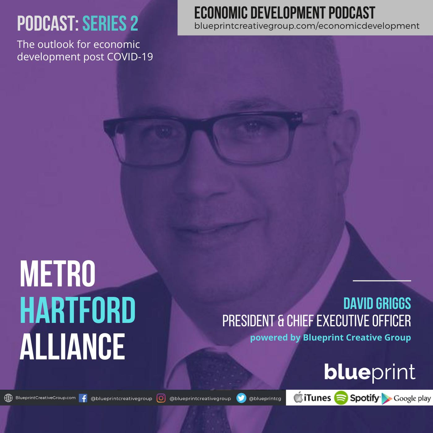 David Griggs, Metro Hartford Alliance