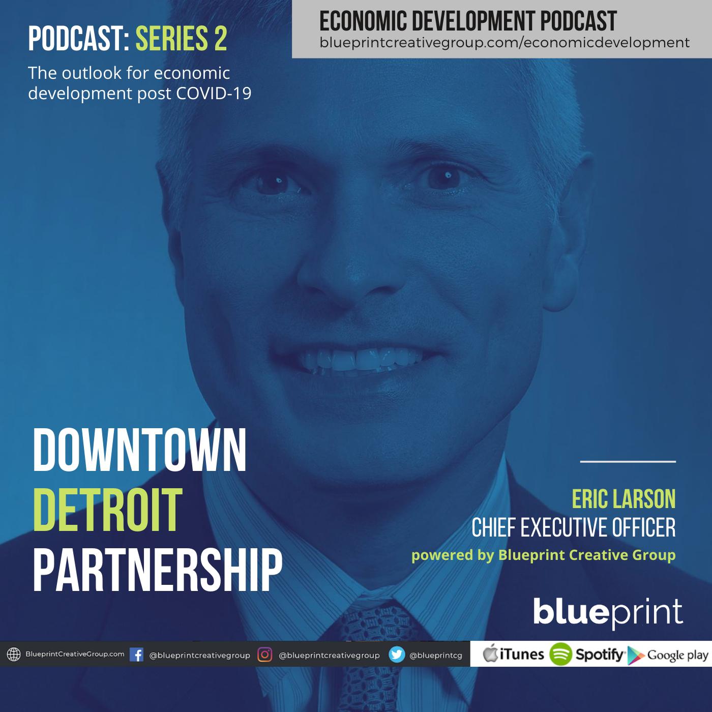 Autonomous Technology Downtown Detroit Partnership