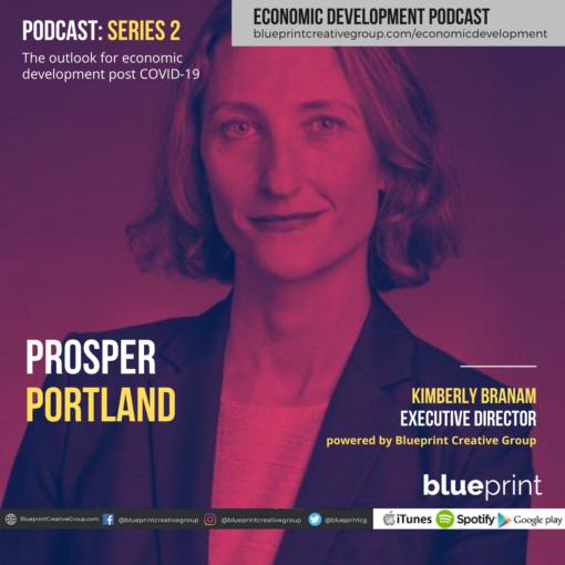 Kimberly Branam, Prosper Portland