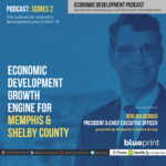 Reid Dulberger, Reid Dulberger, Economic Development Growth Engine for Memphis & Shelby County