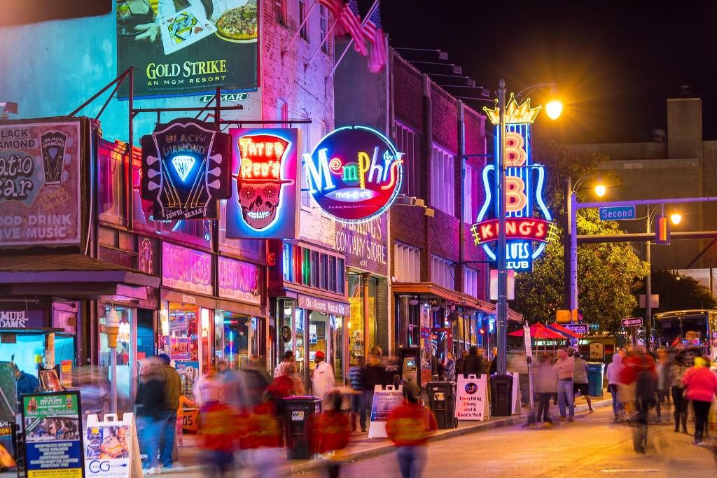 Memphis economic development marketing