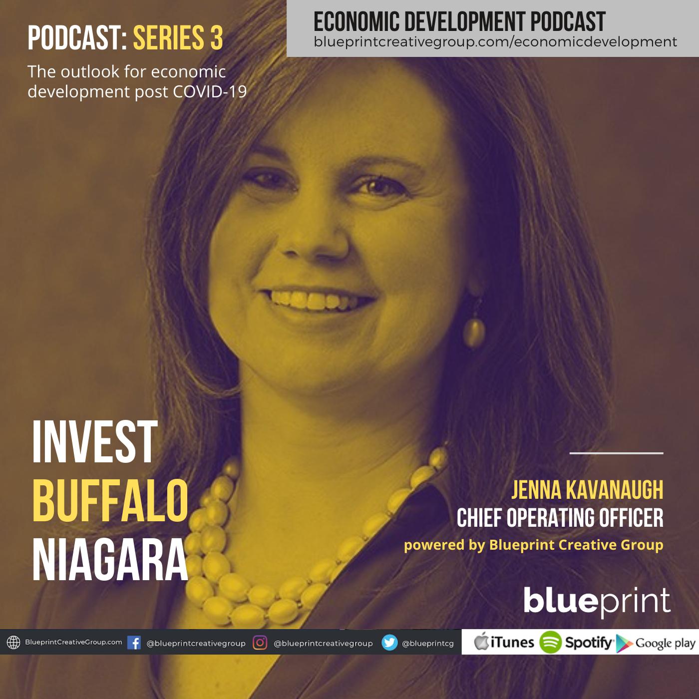 Jenna Kavanaugh - Invest Buffalo Niagara